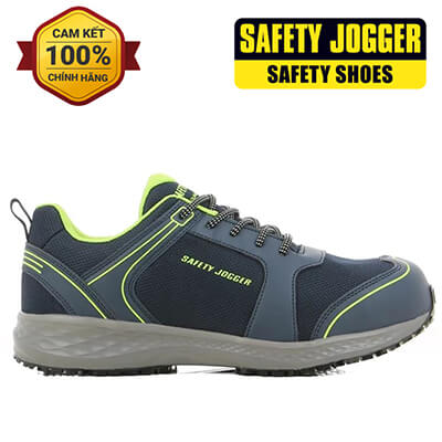 Giày Bảo Hộ Jogger Balto S1 SRC Xanh Navy