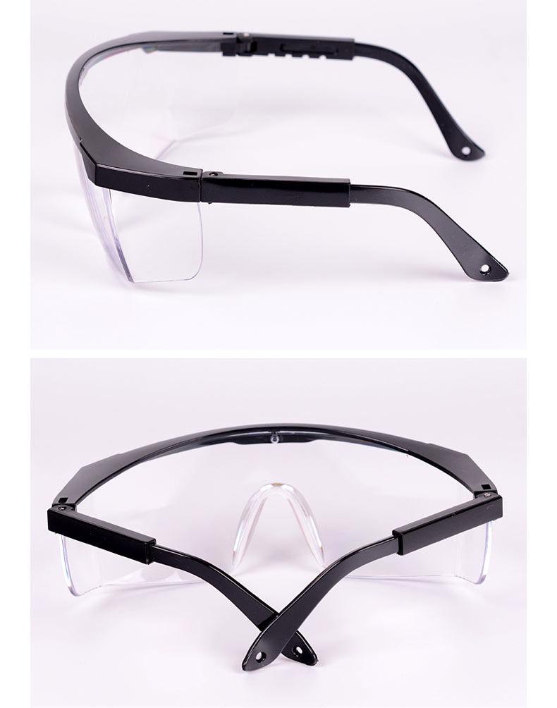 Mắt kính chống bụi G650 có khả năng chống trầy tốt