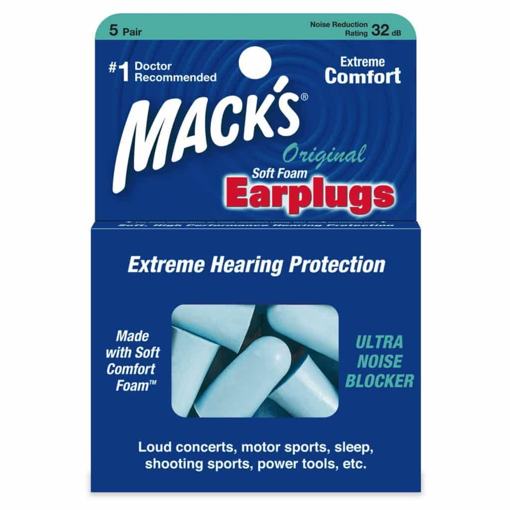 Hộp 5 đôi nút bịt tai chống ồn Safe Sound®(#905)