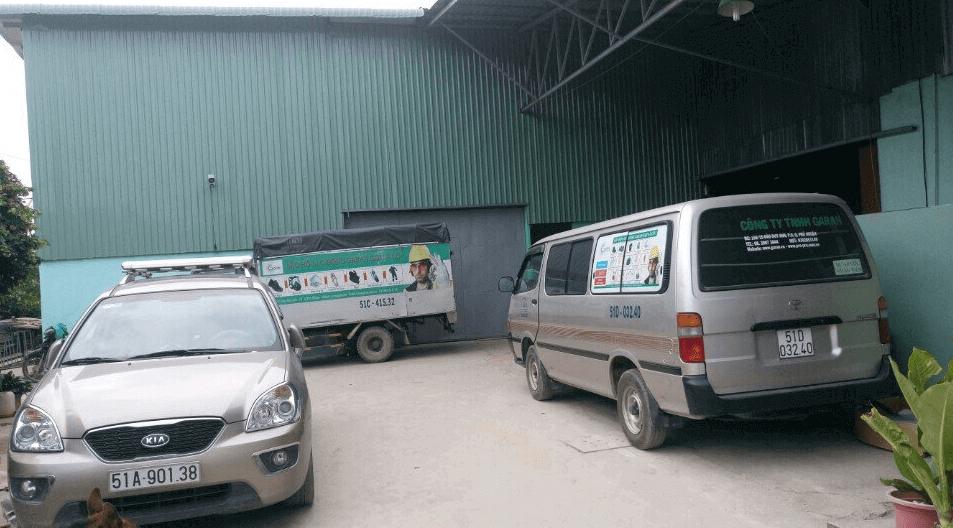 Xưởng Garan